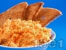 Рецепта Хумус от нахут със сусамов тахан